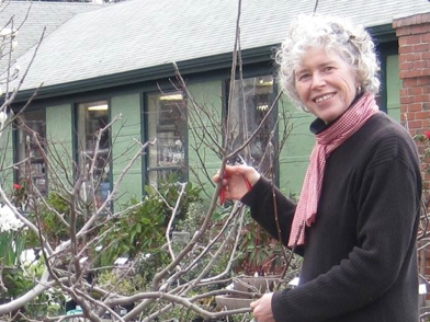 Pruning Workshop with Ann Ralph @ Benicia Community Gardens, Community Orchard